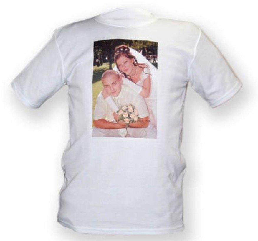 печать на футболках на вылет