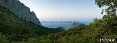 Пейзаж панорамы 3