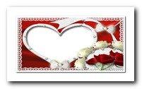 макет день святого валентина